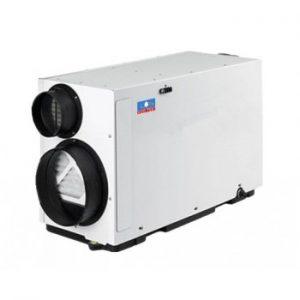 Deshumidificadores para Hoteles -para-ducto-con-filtro-tipo-hepa-50-litros-400-cfm-220v-1-fase-680-watts-marca-h2otek-mod-rddf-50l-d-400-deshumi