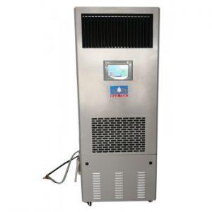 Equipo para control de humedad - dual deshumidificación y humidificación portátil