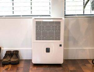 Uso de calefacción y deshumidificador para mantener un buen microclima en departamento y oficina