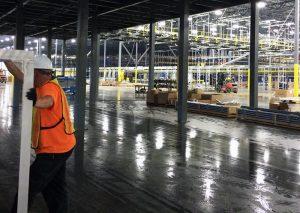 Deshumidificador industrial para desecación de almacenes y silos después de limpieza y desinfección sanitaria